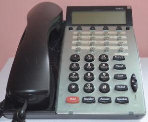 nec dterm series e phone manual