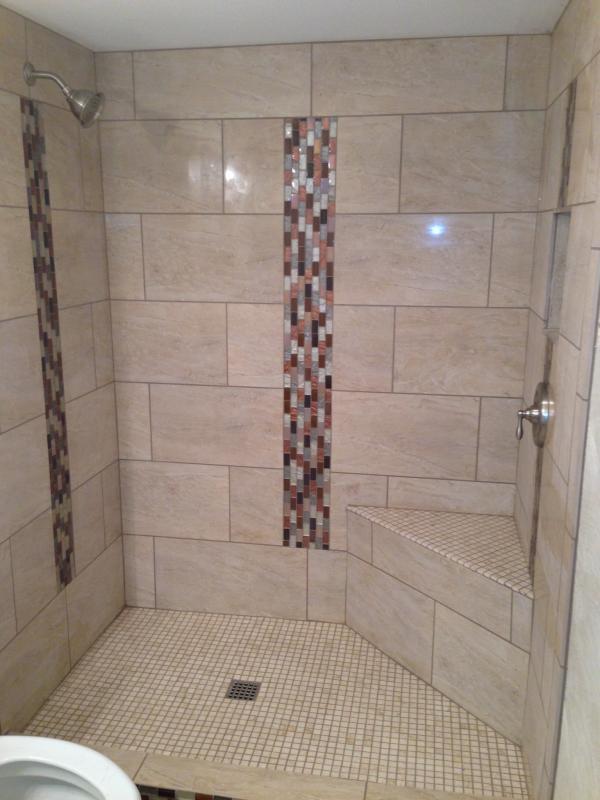 Broken Glass Seal Failure Shower Enclosure Call The Pros