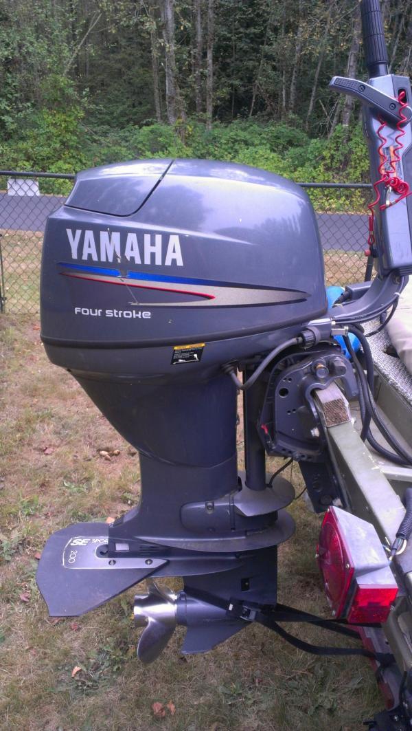 Yamaha outboard motor 40hp - Florida Keys Ad | Free Ads
