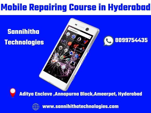 Mobile Repairing Course in Hyderabad ,Ad 620898 - Hyderabad