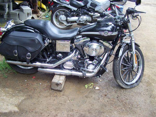 03 Harley Davidson 100th Anniversary Dyna Low Rider 1450 - Portland
