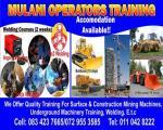 Free Ad - +27834237665 mulani operators training school for welding,forklift,grader,excavator,dumpers, loaders